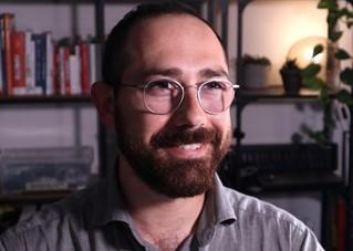 Arnaldo Pangia Portrait